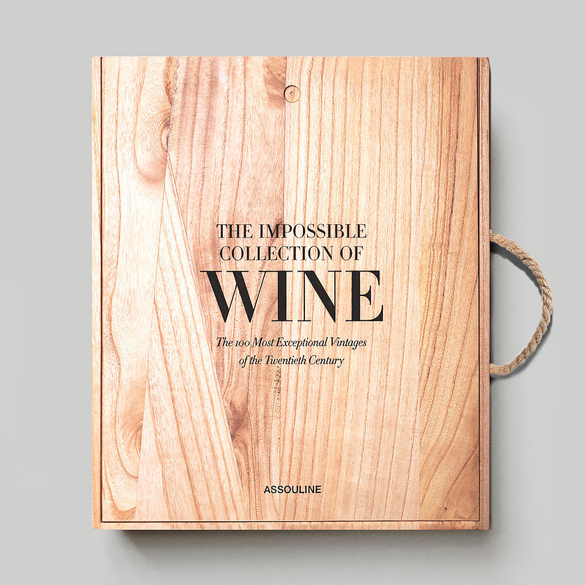 The Impossible Collection of Wine