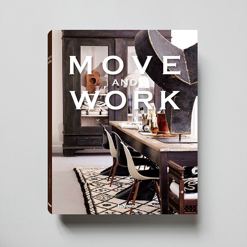 Move and Work, Malene Birger