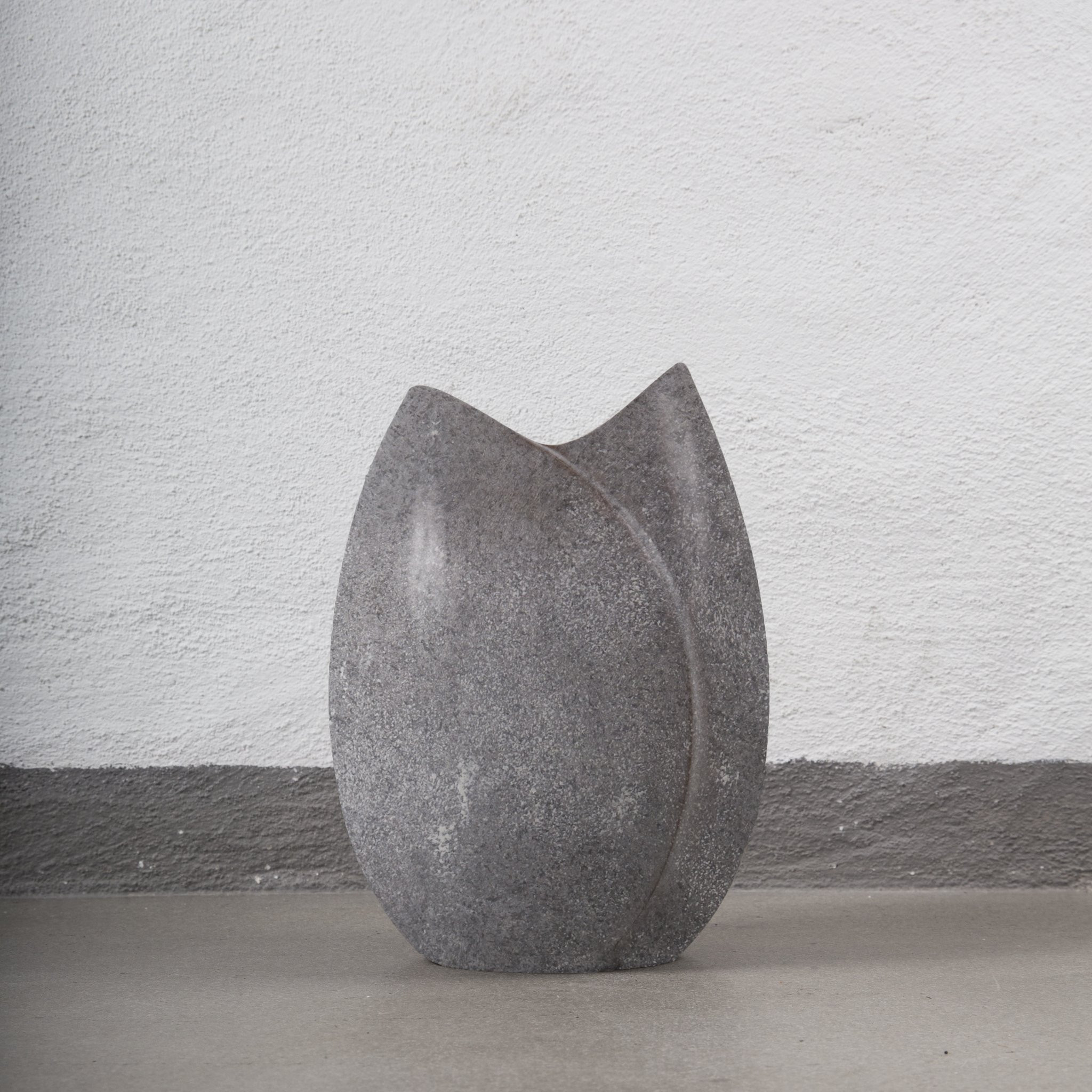 Sphere Vase - Light Grey