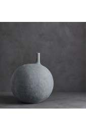 Submarine Vase, Big - Light Grey