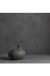 Submarine Vase, Small - Dark Grey