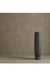 Kabin Vase, Tall - Dark Grey