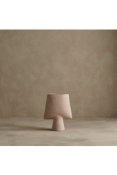 Sphere Vase, Square Mini - Light Red